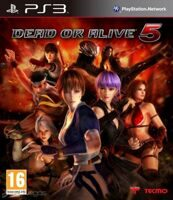 Игра Dead or Alive 5 (PS3)