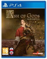 Игра Ash of Gods Redemption (PS4, русская версия)