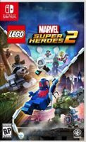 Игра LEGO Marvel Super Heroes 2 (Nintendo Switch)